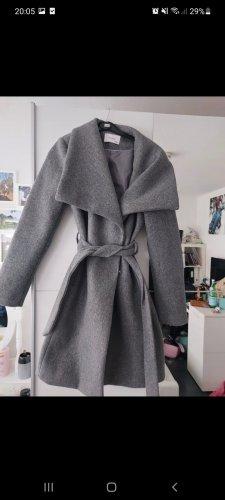 Reserved Geklede jurk grijs