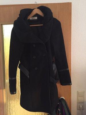 Only Fashion Płaszcz zimowy czarny