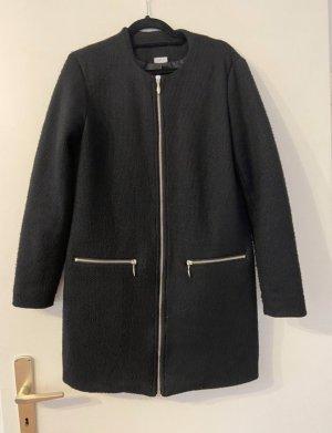 Jaqueline de Yong Wool Coat black