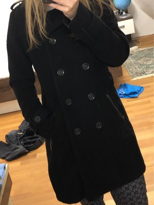 17&co Manteau polaire noir