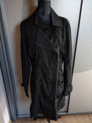 Mantel schwarz Cosima