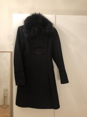 Mantel / schwarz / Gr. M