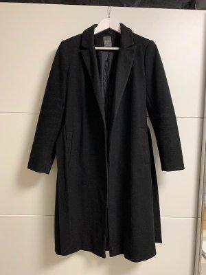 Primark Gabardina tipo vestido negro