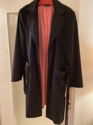 Apart Płaszcz przejściowy czarny-różowy