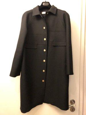 Mantel schwarz von Versace