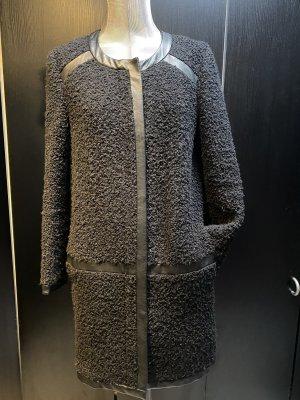 Steffen Schraut Short Coat black