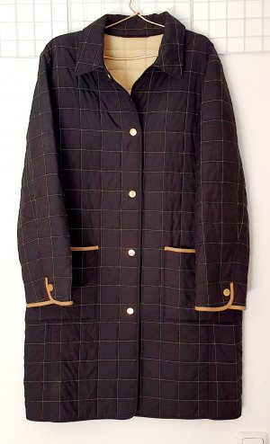 Basler Quilted Coat multicolored nylon
