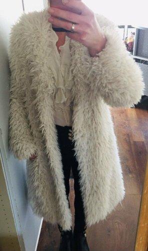 Beaumont Amsterdam Manteau en fausse fourrure multicolore
