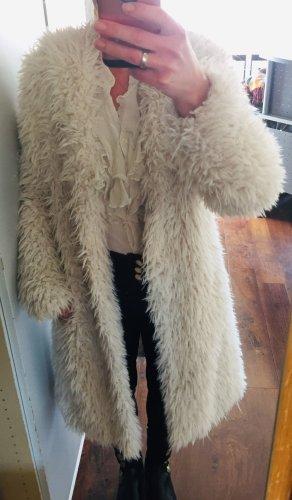 Beaumont Cappotto in eco pelliccia multicolore