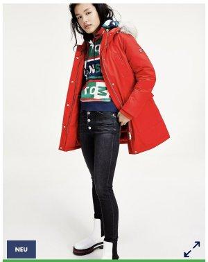 Tommy Hilfiger Winter Coat red