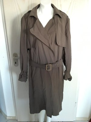 Mantel Trenchcoat Coat Oberteil von C&A in 46