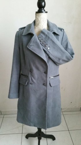 MNG Trench Coat grey