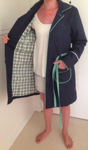 Mantel / Trenchcoat im Retro-Look von ADIDAS (Größe M)