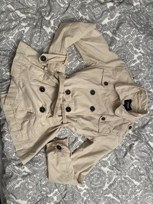 s.Oliver Trench Coat beige-cream