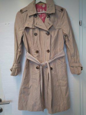 Boden Between-Seasons-Coat beige