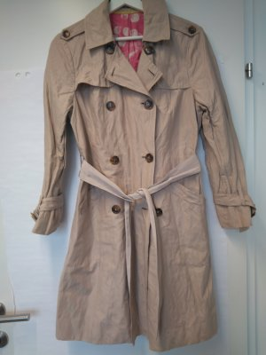 Boden Between-Seasons-Coat beige