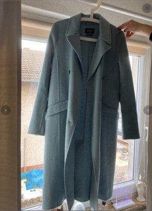 Handmade Long Jacket baby blue-light blue