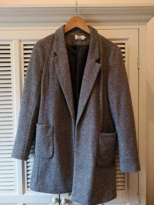 Be only Between-Seasons-Coat light grey