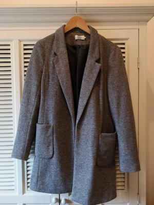 Be only Manteau mi-saison gris clair