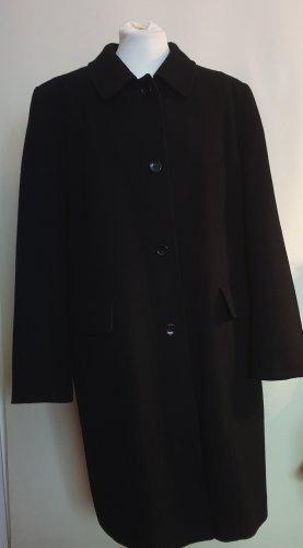 C&A Manteau en laine noir