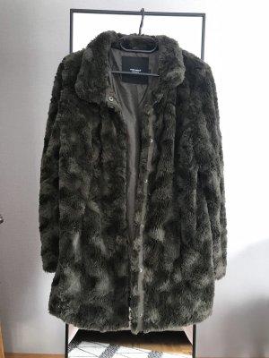 Vero Moda Krótki płaszcz Wielokolorowy