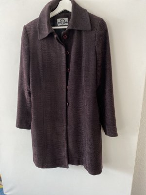 Airfield Between-Seasons-Coat bordeaux