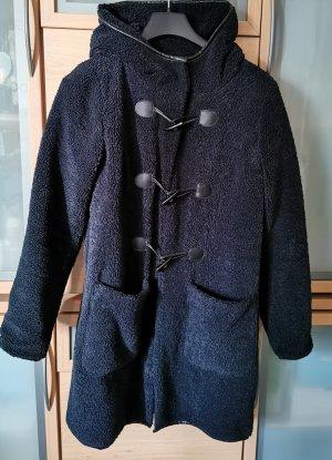 Aniston Manteau court bleu foncé