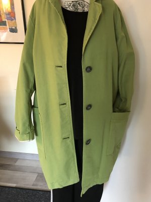 Backstage Short Coat meadow green cotton