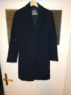 Basler Wool Coat dark blue