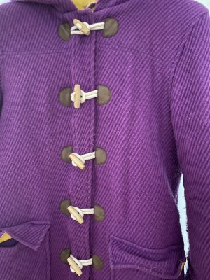 Boden Winter Coat lilac-yellow