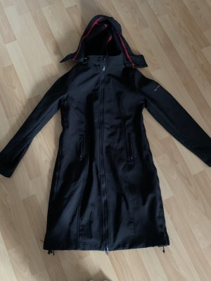 Bon Prix Płaszcz przeciwdeszczowy czarny