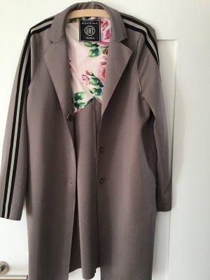 Blonde No. 8 Manteau mi-saison gris lilas polyester