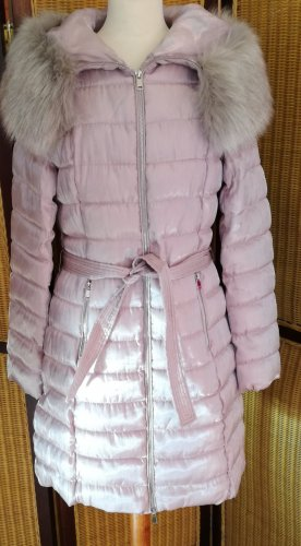 Casadei Coat rose-gold-coloured-pink polyester