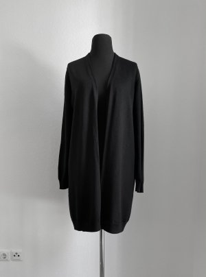 COS Cappotto in lana nero