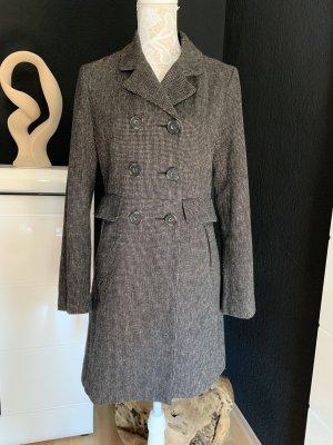 Etam Cappotto in lana multicolore Lana