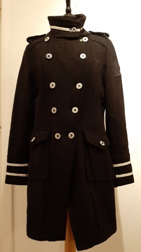 Gaastra Wool Coat anthracite wool