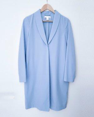 H&M Krótki płaszcz Wielokolorowy Bawełna