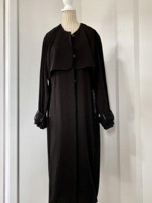 Mantel von H&M in schwarz