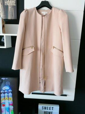 Mantel von H&M, Nude Größe S Casualstyle