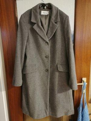 Mantel von heine gr. 40 grau