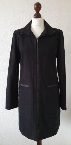 Mantel von Mango * Gr.M * schwarz * tolle Details * Übergang * Neu
