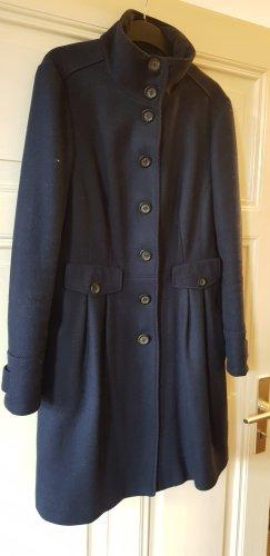 Mango Coat Dress dark blue