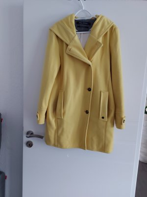 Marc O'Polo Cappotto invernale giallo
