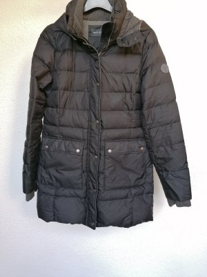 Marc O'Polo Winter Coat black-silver-colored