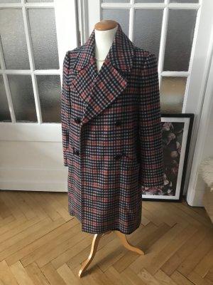 Max & Co. Wool Coat multicolored wool