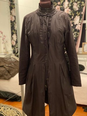 Moschino Heavy Raincoat black
