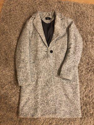 Mantel von Only in grau