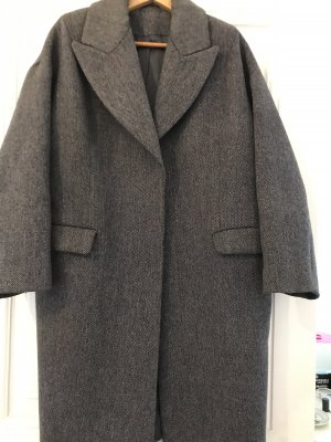 & other stories Cappotto in lana grigio
