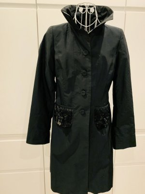 Riani Between-Seasons-Coat black