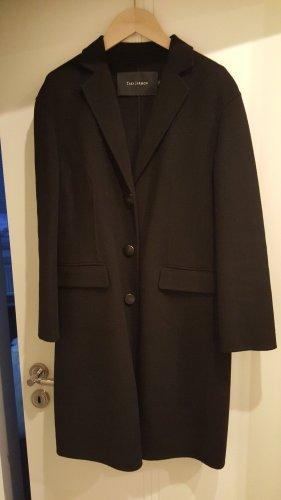 Tara jarmon Between-Seasons-Coat black